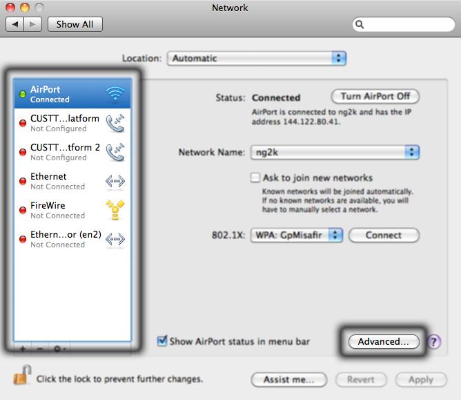 Bir ağ kartının ağ adresini nasıl öğrenebilirim