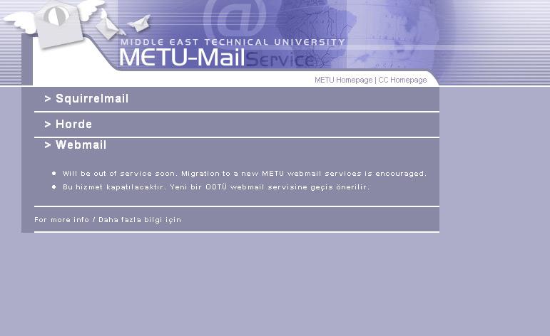 e mail giriş