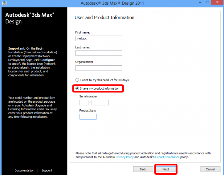 Autodesk 3ds max 2010 product key serial number free download