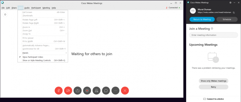 Does webex work with mac
